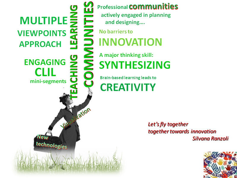 Tesol Italy's National Convention – Rome Learning Communities November 14 & 15, 2014