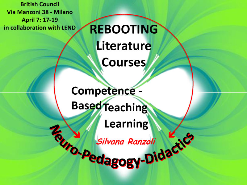 Seminar: Rebooting literature courses